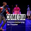 PERSON + VERWANDLUNG -  Kulturcaster im COMEDIA Theater
